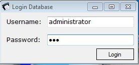 Login Database ESPT PPh 21
