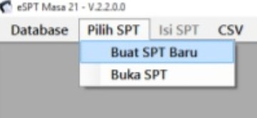 Perhitungan PPH 21 ESPT 1