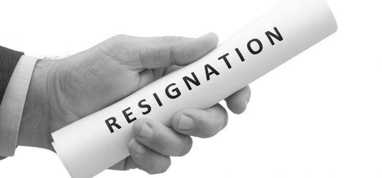 Alasan Resign