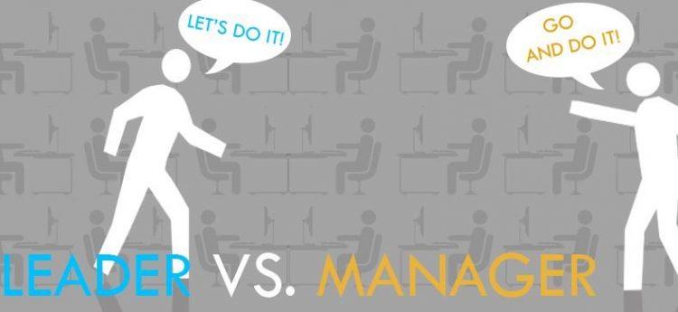 perbedaan pemimpin dan manajer