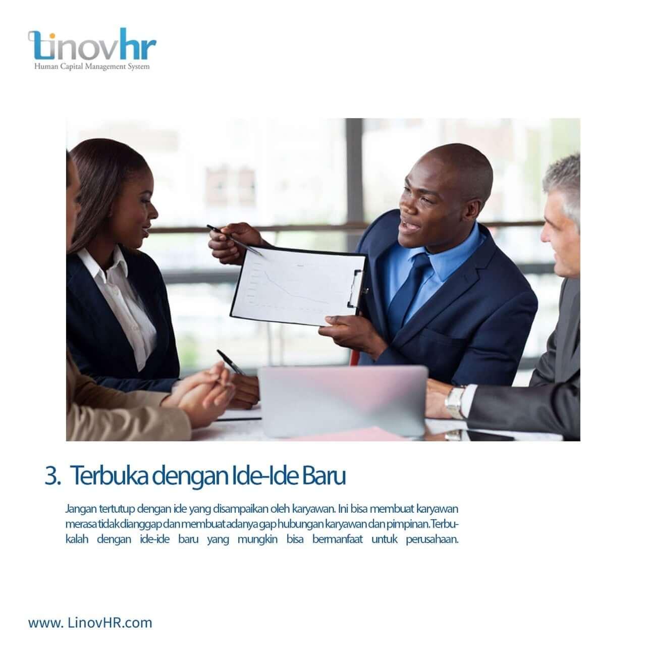 konektifitas karyawan