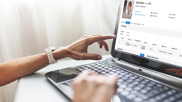 Aplikasi Database Karyawan