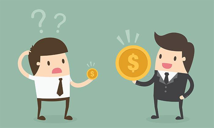 Cara menentukan gaji karyawan