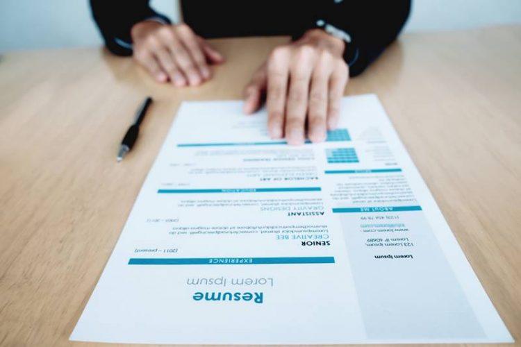 perbedaan resume dan cv