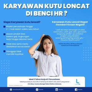 Karyawan Resign atau Kutu Loncat Dibenci HRD, Benarkah Demikian?