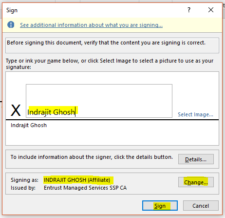 tanda tangan digital