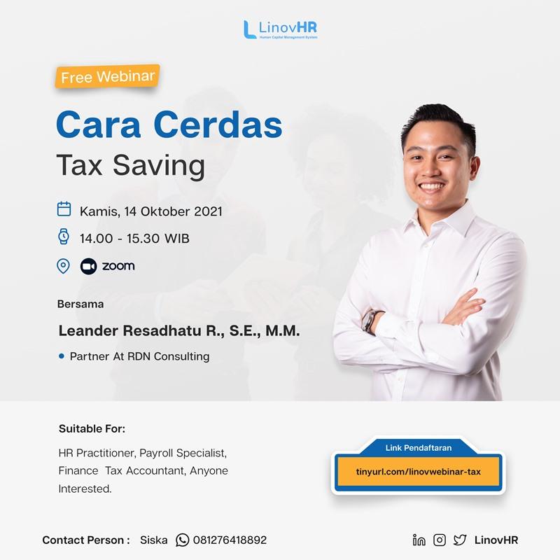 Revisi Banner Webinar Tax Saving